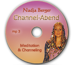 Channel- und Meditations- CDs
