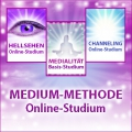 Medium-Methode: das Medialität Online-Studium